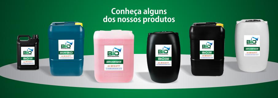 Conheça alguns dos produtos da Bio Descarbonizantes